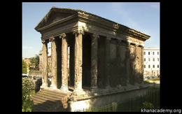 Ancient Rome : Temple of Portunus Volume Art History series by Beth Harris, Steven Zucker