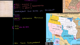 United States History : US History Overv... by Sal Khan