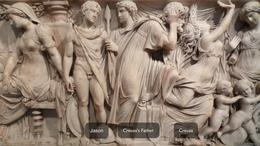 Ancient Rome : Medea Sarcophagus Volume Art History series by Beth Harris, Steven Zucker