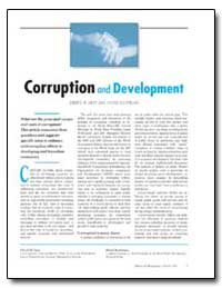 Corruption and Development by Gray, Cheryl W.