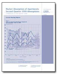 Market Absorption of Apartments Second Q... by U. S. Census Bureau Department