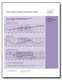 New One-Family Houses Sold by U. S. Census Bureau Department