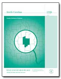 North Carolina County Business Patterns by Prewitt, Kenneth