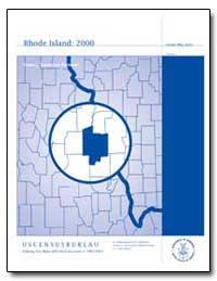 Rhode Island: 2000 by Kincannon, Charles Louis