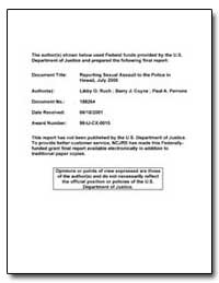 Federal Funds Provided by the U. S. Depa... by Coyne, Barry J., Dr.