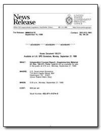 News Release United States Government Pr... by Government Printing Office