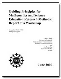 Guiding Principles for Mathematics and S... by Government Printing Office