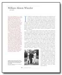 William Almon Wheeler by Government Printing Office