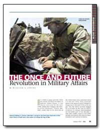 The Once and Future Revolution in Milita... by Owens, William A.