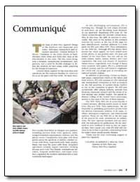 Joint Force Quarterly : Communique, Issu... by Department of Defense