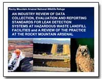 An Industry Review of Data Collection, E... by Department of Defense