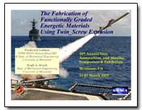 The Fabrication of Functionally Graded E... by Bruck, Hugh A.