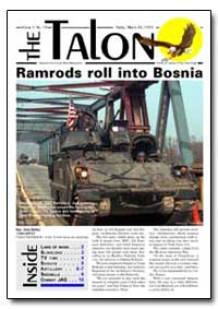 Ramrods Roll into Bosnia by Bailey, Gary