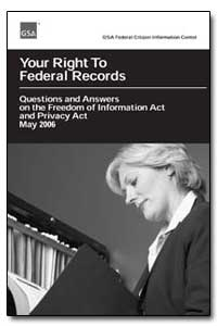 Your Right to Federal Records Questions ... by