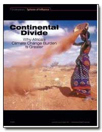 Continental Divide Why Africa's Climate ... by Fields, Scott