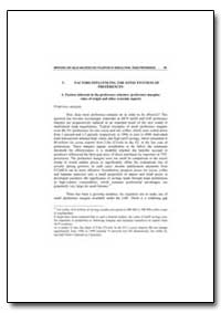 Factors Influencing the Effectiveness of... by Food and Agriculture Organization of the United Na...