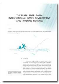 The Plata River Basin: International Bas... by Quiros, R.