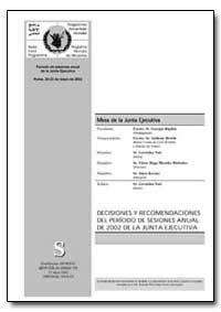 Decisiones Y Recomendaciones Del Periodo... by Ruphin, Georges, Sr.