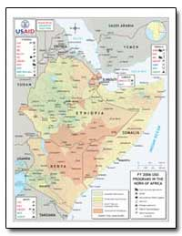Fy 2006 Usg Programs in the Horn of Afri... by International Development Agency