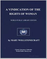 A Vindication of the Rights of Woman wit... by Wollstonecraft, Mary
