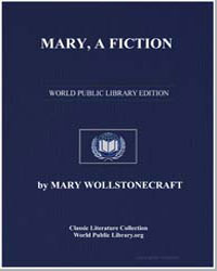 Mary by Wollstonecraft, Mary