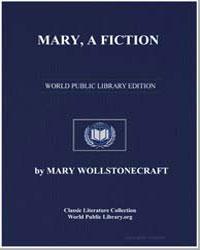 Mary by Wollstonecraft, Mary