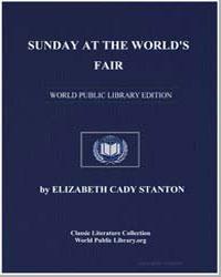 Sunday at the World's Fair by Stanton, Elizabeth Cady