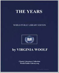 The Years by Woolf, Virginia