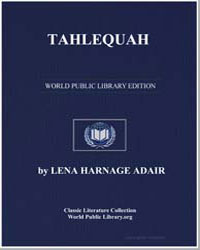 Tahlequah by Adair, Lena Harnage