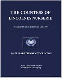 The Countess of Lincolns Nursery by Clinton, Elizabeth Knevet