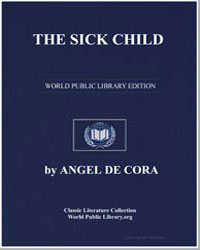 The Sick Child by De Cora, Angel (Hinook-Mahiwi-Kilinaka)