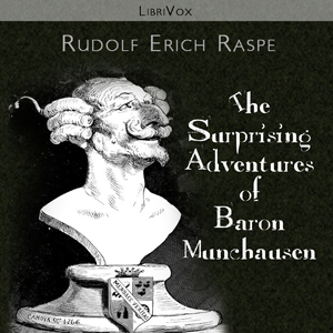 Surprising Adventures of Baron Munchause... by Raspe, Rudolf Erich
