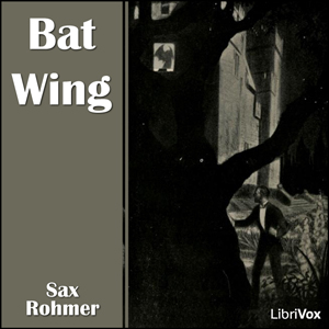 Bat Wing by Rohmer, Sax
