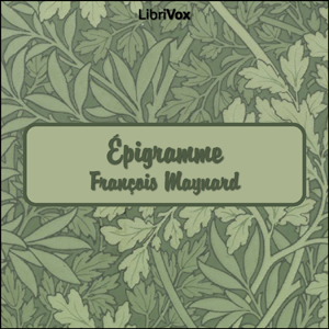 Épigramme by Maynard, François