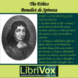 Ethics, The by Spinoza, Benedict de
