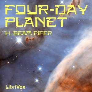 Four-Day Planet by Piper, H. Beam