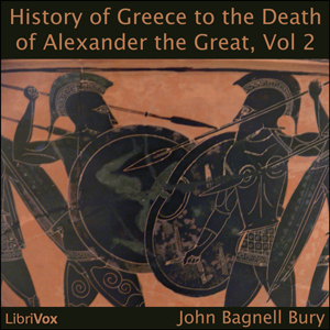 History of Greece to the Death of Alexan... by Bury, John Bagnell
