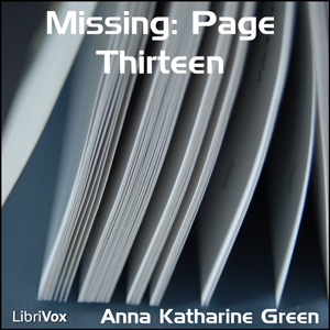 Missing: Page Thirteen by Green, Anna Katharine