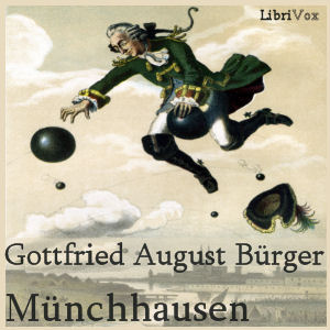 Münchhausen by Bürger, Gottfried August