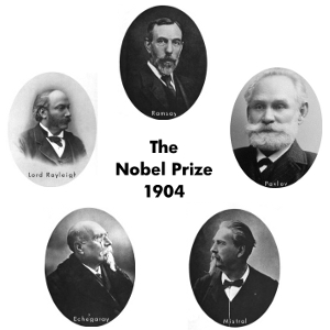 Nobel Prize in 1904, The by Various