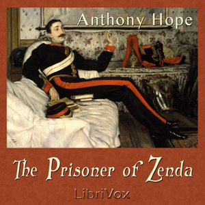 Prisoner of Zenda, The by Hope, Anthony