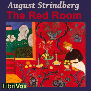 Red Room, The by Strindberg, August