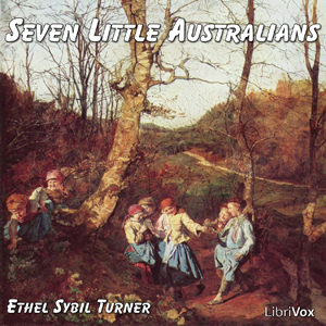 Seven Little Australians by Turner, Ethel