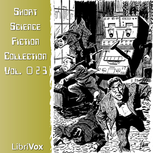 Short Science Fiction Collection 023 by Various