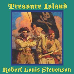 Treasure Island by Stevenson, Robert Louis