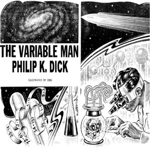 Variable Man, The by Dick, Philip K.