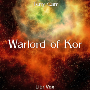Warlord of Kor by Carr, Terry