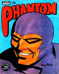 The Phantom: Issue 705 Volume Issue 705 by Falk, Lee