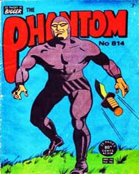 The Phantom: Joonkar and the Slavers: Is... Volume Issue 814 by Falk, Lee