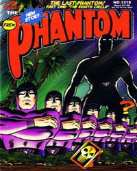 The Phantom: The Last Phantom Part I: Th... by Falk, Lee